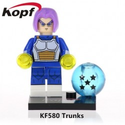 Minifigura Lego Trunks Dragon Ball Super