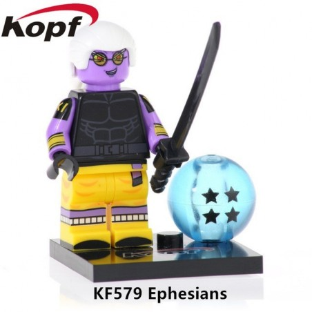 Minifigura Lego Ephesians Dragon Ball Heroes