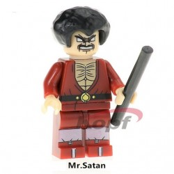 Minifigura Lego Mr. Satán Dragon Ball Z