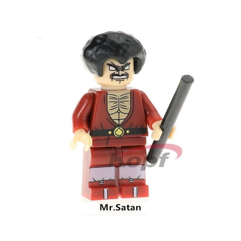 Minifigura Lego Mr. Satán Dragon Ball Z