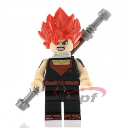 Minifigura Lego Goku Black Dragon Ball Super