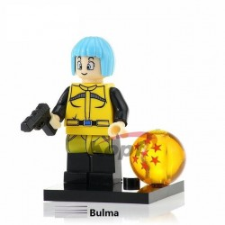 Minifigura Lego Bulma Dragon Ball