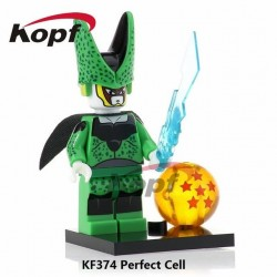 Minifigura Lego Cell Perfecto Dragon Ball Z