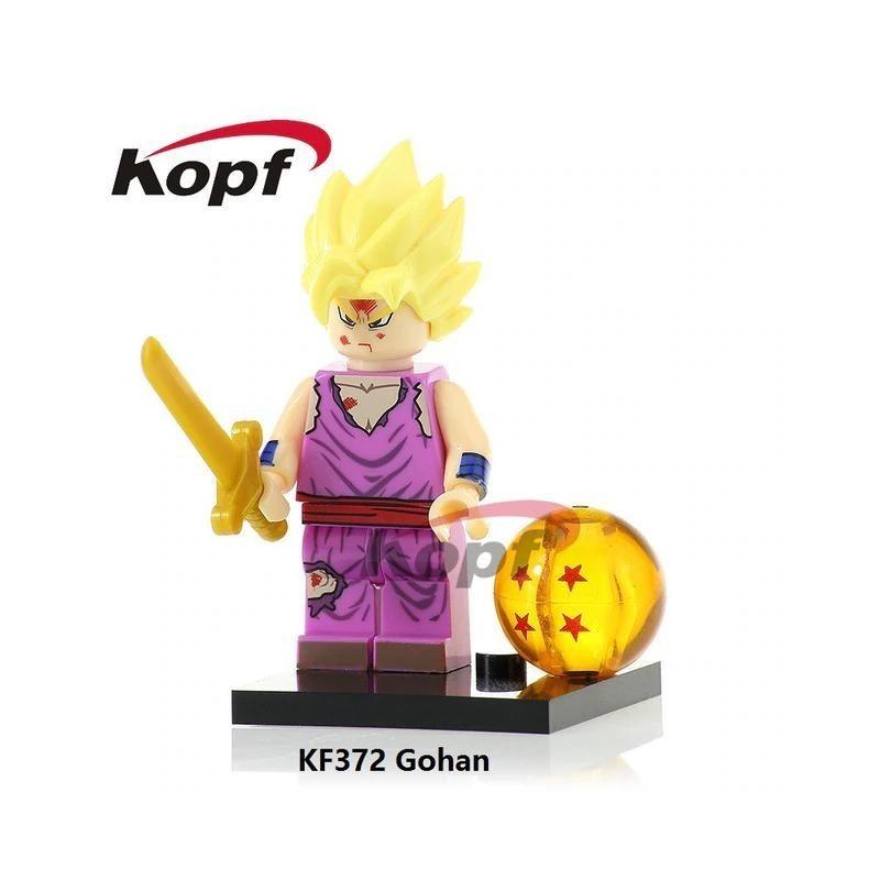 Minifigura Lego Gohan SSJ2 Dragon Ball Z