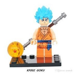 Minifigura Lego Goku Dragon Ball