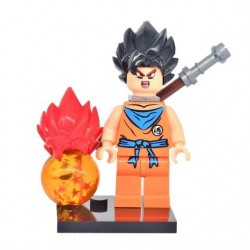 Minifigura Lego Goku Dragon Ball Super