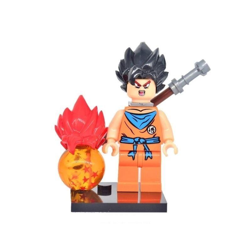 Minifigura Lego Goku Dragon Ball Super