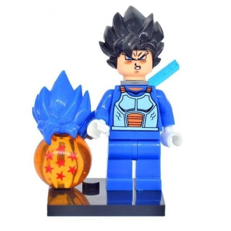 Minifigura Lego Vegeta Dragon Ball Super