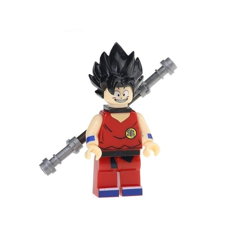 Minifigura Lego Son Goku Dragon Ball