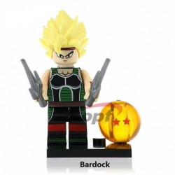 Minifigura Lego Bardock Dragon Ball