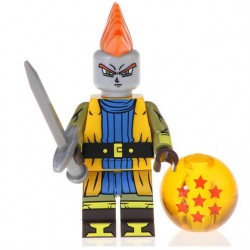 Minifigura Lego Tapion Dragon Ball