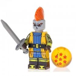 Minifigura Lego Tapion Dragon Ball
