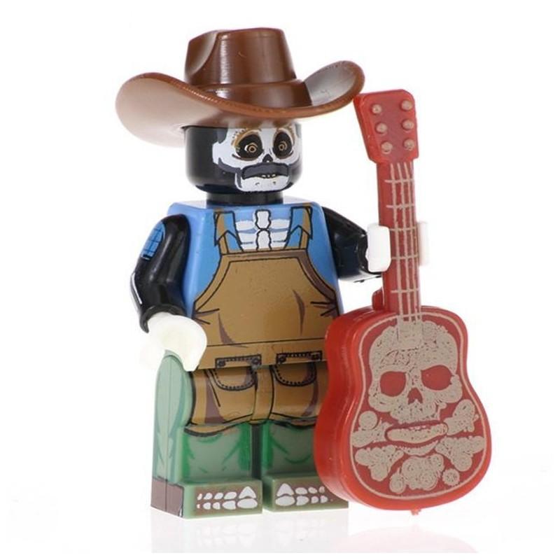 Minifigura Lego Papá Julio de Coco