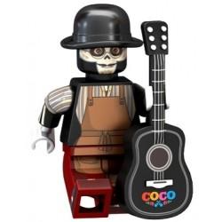 Minifigura Lego Tio Oscar de Coco