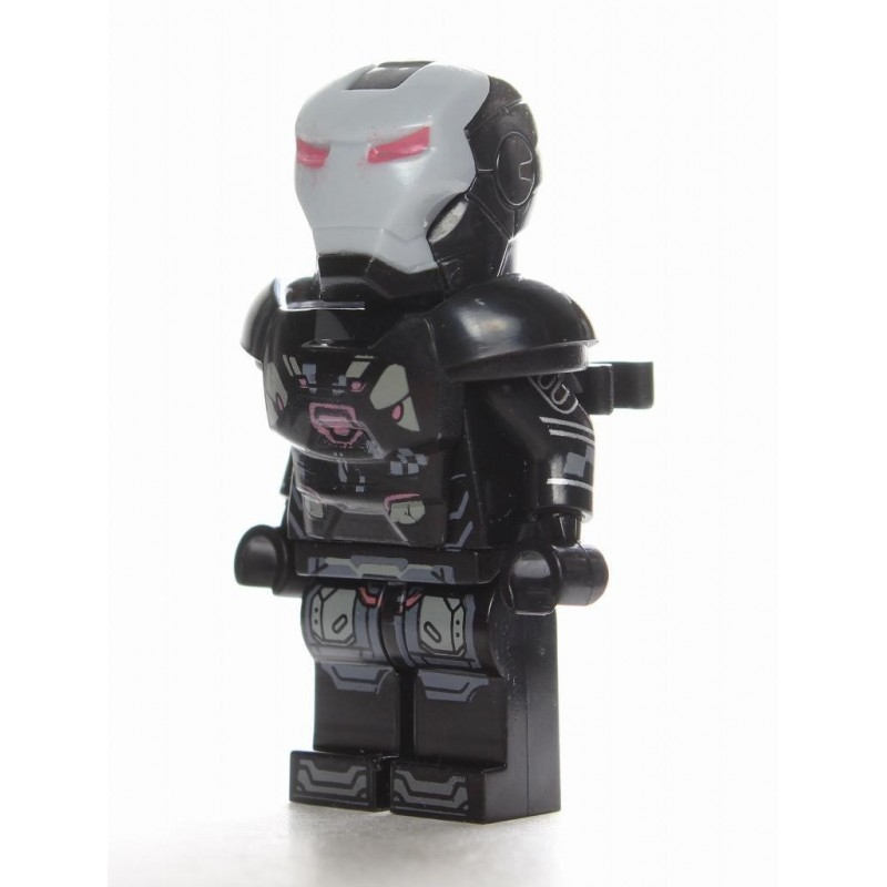 Minifigura Lego Super Heroe Maquina de Guerra