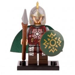 Minifigura Lego el Señor de los Anillos Hobbit Rohan