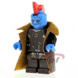 Minifigura Lego Yondu Udonta de Guardianes de la Galaxia