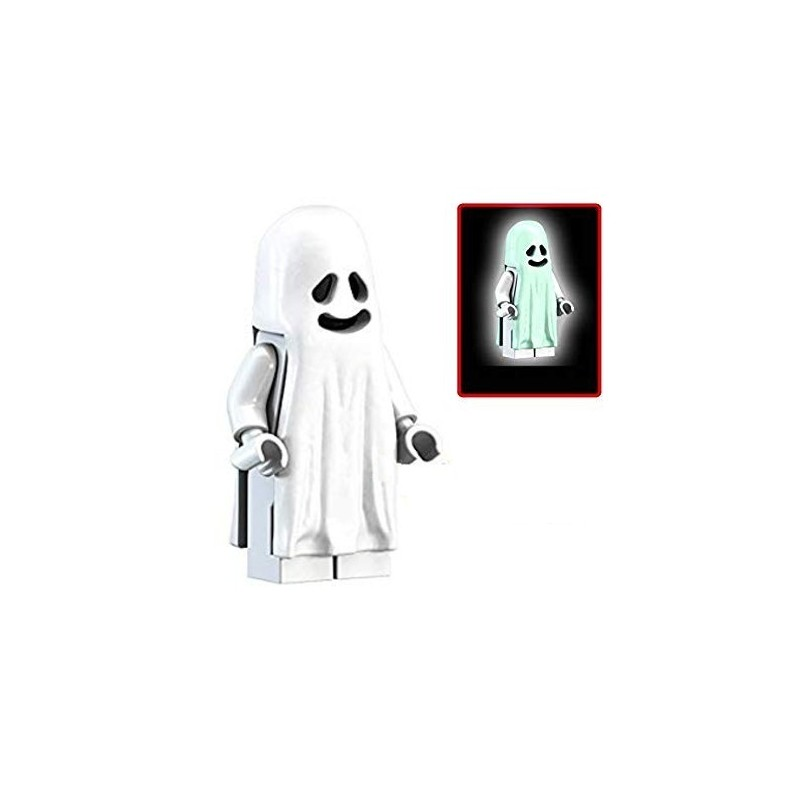 Minifigura Lego Vitruvius - La gran aventura Lego