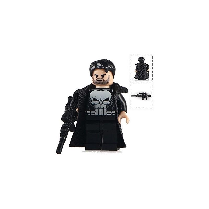 Minifigura Lego Punisher Marvel Lego
