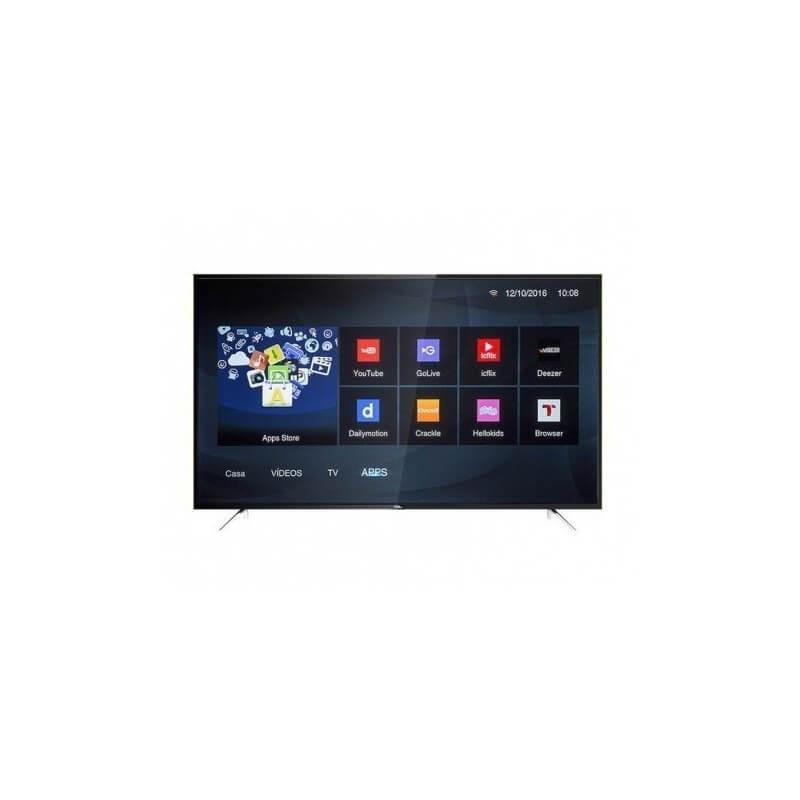 TELEVISOR LED TCL SMART TV  43pulg.-Kartyy | SuperMarket Online