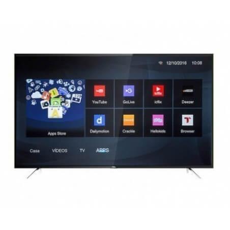 TELEVISOR LED TCL SMART TV  43pulg.