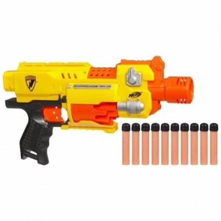 Pistola NERF N-Strike Barricade RV-10