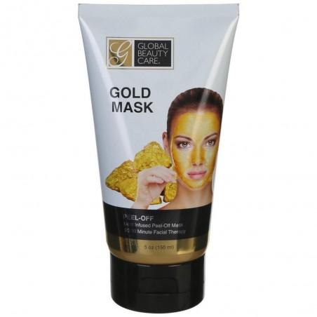 Máscara Gold despegable Global Beauty Care