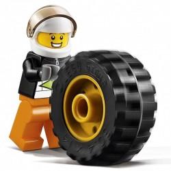 LEGO CITY VEHICULO MONSTER CAMION ACROBATICO 60146