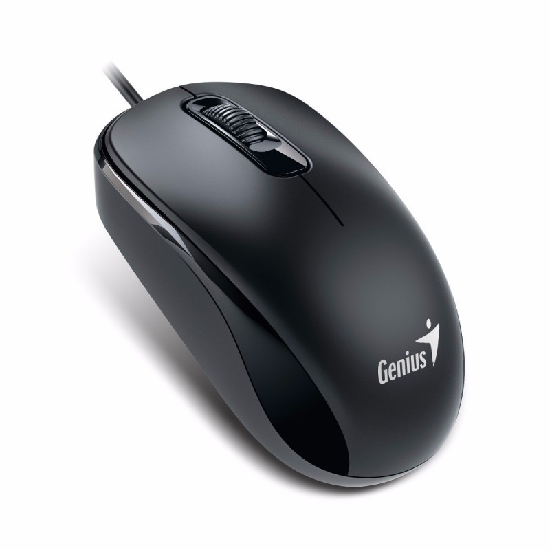 Mouse Genius Dx-110 Usb Negro G5