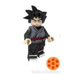 Minifigura Lego Goku Black N Dragon Ball Super