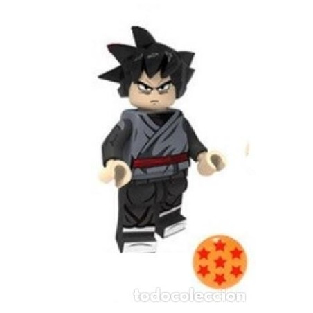 Minifigura Lego Goku Black N Dragon Ball Super