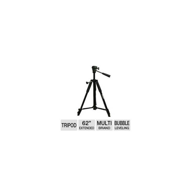 Trípode Vivitar  3662  Para Cámaras Filmadoras Profesionales 1.60mt-Kartyy   SuperMarket Online