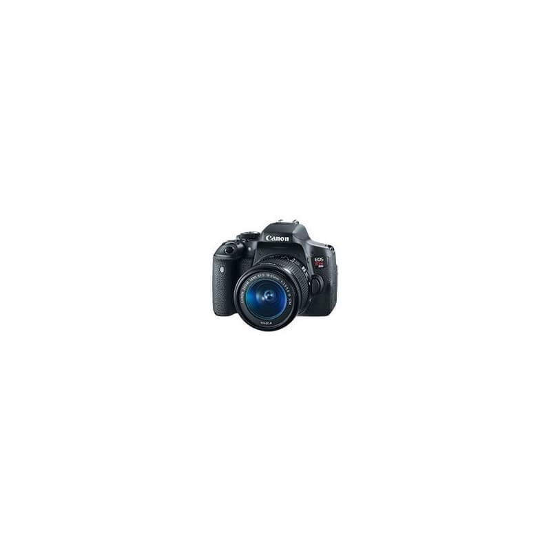 Cámara Profesional  Canon Eos Rebel T6i Kit  Lente 18-55mm-Kartyy | SuperMarket Online